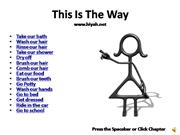 This is the way (song)