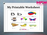 Missing vowels worksheets | My Printable Worksheet