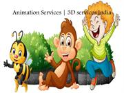 Animation Services   3D Services India