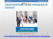 Professional Year Program In Sydney