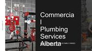 Professional Commercial Plumbing Services Alberta | Pipes Plumbing LTD