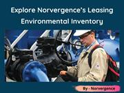 Equipment Leasing Services Provided by Norvergence