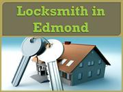 Locksmith in Edmond