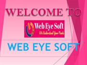 Get Cheapest Web Hosting from Web Eye Soft