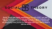 Outstanding Social Theory Products - Social Theory