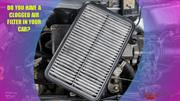 Do You Have A Clogged Air Filter in Your Car