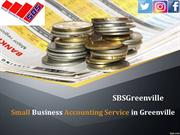 Small Business Accounting Service in Greenville
