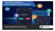 Cryptocurrency Software Development Company with software