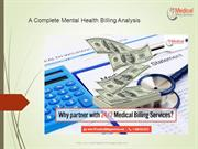 A Complete Mental Health Billing Analysis