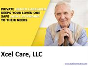 Private Health Caregiver Keeps Your Loved One Safe While Attending To