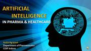 Artificial Intelligence in Pharma & Healthcare.