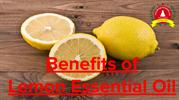 Benefits of  Lemon Essential Oil - Floral Essential Oils