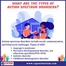 Types of ASD - Autism Centres Near Me - Autism Clinics Near Me in Bang