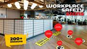 Workplace Safety Signages – AIPL Shopee