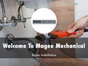 Magee Mechanical Presentation