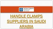 HANDLE CLAMPS SUPPLIERS IN SAUDI ARABIA