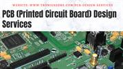 PCB (Printed Circuit Board) Design Services By TronicsZone