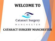 Private Cataract Surgery Manchester