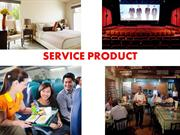 SERVICE PRODUCT- MBA SERVICES MARKETING