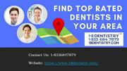 Find Best Dentist Near Your Location at 18dentistry