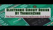 **(Here) Circuit Design By TronicsZone