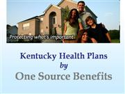 Kentucky Health Insurance - Kentucky Ind