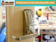 Reliable Locksmith Services at Trilock Locksmith