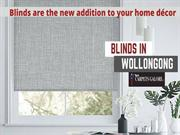 Blinds are the new addition to your home décor -Banddcarpetgalore