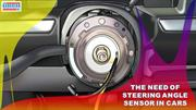 The Need of Steering Angle Sensor in Cars