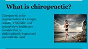 Total Chirocare Brief Presentation