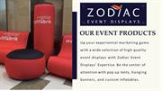 Trade Show Display companies | Zodiac Event Displays