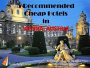 5 Recommended Cheap Hotels in Vienna