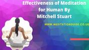 Get Complete Benefits of Meditation By Mitchell Stuart Guidance