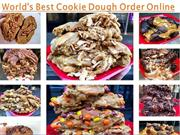 Online Bakery To Order Cookie Dough and Cookie Dough Order