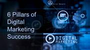 What Are The Important Pillars Of Digital Marketing Success?