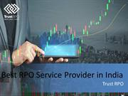Best RPO service provider in India