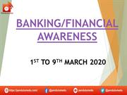 ppt baning affairs 1 to 9th march 2020