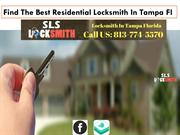 Find The Best Residential Locksmith In TampaFl