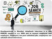 Best Recruitment Portal to Search Job & Post a Job Free