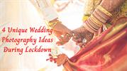 4 Unique Wedding Photography Ideas During Lockdown