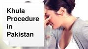 Legal Consultancy For Khula Procedure in Pakistan By Advocate Azad