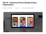 Prwings News - iOS 14 features & facts