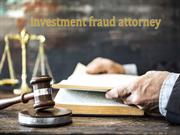 An experienced securities fraud attorney near you