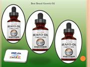 Best Beard Growth Oil