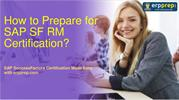 SAP SF RM C_THR83_2005 Certification Questions Answers [PDF]
