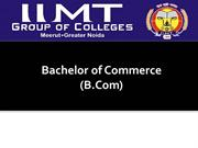 Top B.com Colleges in Greater Noida-IIMT Group of College