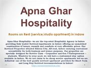 Room for Rent in Indore