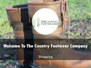 The Country Footwear Company Presentation