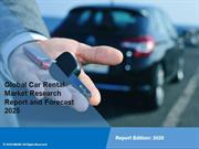 Car Rental Market Report,Share, Size, Trends & Forecast 2020 - 2025