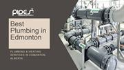Best Plumbing in Edmonton by Specialized Technicians